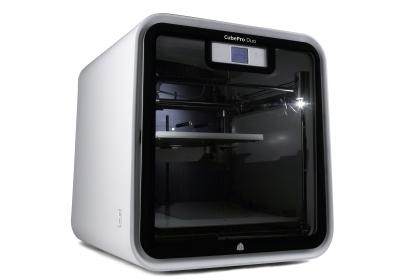 ImediaT - 3D printing - CubePro Duo