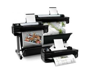 HP DesignJet Large Format Printer Range