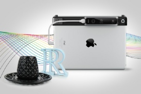 iSense 3D scanner enables your creativity wherever you are...